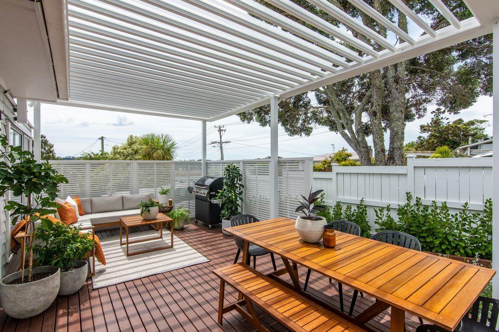 deck roofing Lourve NZ